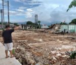 Sumbang PAD, Besi Tua, Kayu dan Seng Bekas eks RSUD, Segera di Lelang