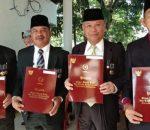 Momentum Hut Provinsi Sulut Ke-55, 56 ASN Kota Kotamobagu Terima Satya Lencana Karya Satya