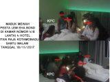 Rekor Mabuk Mewah! Puluhan Remaja 'Pesta' Eha Bond di Hotel Sutan Raja Kotamobagu