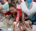 Pasar Murah, Jelang Natal 25 Desember 2016