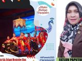 Tarian Pugu-Pugu Kabupaten Bolmut Masuk Nominasi API 2020