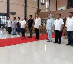 Tatong dan Nayodo, Gelar Persiapan Pelantikan Walikota dan Wakil Walikota Kotamobagu