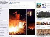 Viral di FB, Rumah Terbakar Habis di Lolak Tak 'Disatroni' Mobil Damkar Pemkab Bolmong