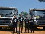Volvo Trucks Indonesia Perkenalkan Volvo Dynamic Steering, teknologi kemudi yang ringan dan akurat