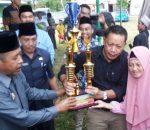 Ditutup Resmi Wabup Rusdy Gumalangit, Modayag Barat Juara Umum STQH Ke-V Tahun 2019