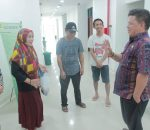 Wawali Nayodo Koerniawan Instuksikan RSUD Kotamobagu Beri Pelayanan Terbaik Bagi Pasien