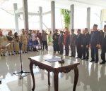 Lagi, Tatong Reshuffle Kabinet; 6 Pejabat Dinas Lingkungan Hidup 'Non Job'