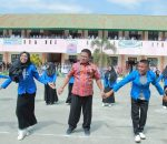 Wawali Kotamobagu Ikut Outdoor Classroom Day Bersama Pelajar
