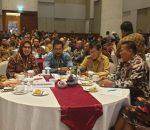 Walikota Tatong Bara Hadiri Hadiri Workshop Impelemtasi Kode Etik BPK RI