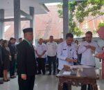 Ini Nama 12 Pejabat Esalon IIB dan 2 Jabatan Pimpinan UPTD ,Dilantik Walikota Kotamobagu Tatong Bara