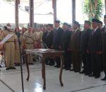 Reshuflle Kabinet, Walikota Kotamobagu Segarkan 29 Jabatan Struktural