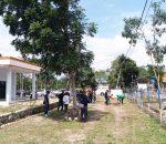 Walikota Tatong Bara Pimpin Kerja Bhakti di RSUD Kotamobagu
