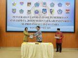 Kota Kotamobagu Catat 6 Kali Raih Opini WTP dari BPK RI