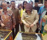 Walikota Tatong Bara Resmikan RSIA Kasih Fatimah Kotamobagu