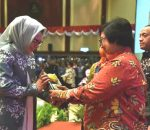 Walikota Terima Adipura dari Menteri Lingkungan Hidup
