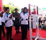 Walikota Kotamobagu Buka Resmi Giat BBRGM Ke-XIV Tahun 2017