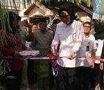 Walikota Kotamobagu Resmikan Perdana Mogalaing Kampung Tanpa Kumuh