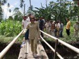 Walikota Kotamobagu Siap Bangun Tanggul 'Anti Banjir' Banderol Rp3 Miliar di Kampung Baru