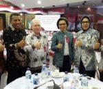 Walikota Tatong Bara Dapatkan Pembekalan Kepemimpinan Oleh Kemendagri