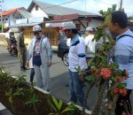 Walikota Imbau, Masyarakat Pelihara Taman Jalan
