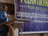 """Tatong Bara : """"Dukung UDK Jadi Kebanggaan di BMR"""""""