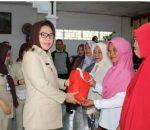Walikota Tatong Bara, Berdayakan Ekonomi Kreatif Kaum Perempuan