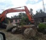 Tidak Diberi Ganti Rugi, Walikota Kotamobagu Rampas Tanah Warga Kotobangon