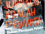 Saat Meliput, Wartawan Malah Disuruh Oknum Anggota Propam Polres Bolmong Masuk Dalam Ruangan