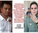 Tabrak Permendagri 13, Walikota Tatong Bara di Tantang Terbitkan Perwako Voting Media