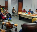 Bersama 4 Kecamatan DPRD Kotamobagu Bahas Pokir