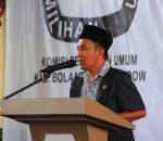 KPU Bolmong Hadirkan Ketua KPU RI, Dalam Rakor Dan Konsolidasi Akbar