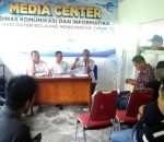 DIskominfo Gelar Pertemuan Dengan Wartawan Liputan Daerah Boltim