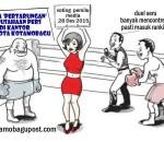 Pitres Sarankan Kabag Humas Kotamobagu di Adili