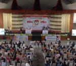 KPU Bolmong Gelar Debat Kandidat Putaran II