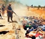 Kebiadaban ISIS, Bocah Disalib dan Dikubur Hidup-hidup