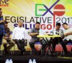 Bangko : Legislative Sulut Go Expo 2017, Ajang Positif Berbagi Pengalaman