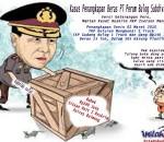 UANG Rp140 JUTA SITAAN UNIT 1 RESKRIM POLRES BOLMONG TAK JELAS RIMBANYA