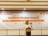 Pemkot Kotamobagu Ikut Sosialisasi Sistem Pemerintahan Berbasis Eletronik