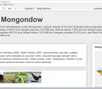 Pemilik Situs Kronik Mongondow Resmi Terlapor di Polres Bolmong
