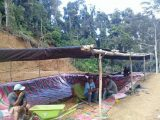 Tambang Kawasan Hutan Lindung Bolmong Pernah di Tertibkan Polda Sulut, Beroperasi Lagi??