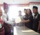 KPU Kotamobagu Terima Pendaftaran Bapaslon Djainudin – Suharjo dari jalur Perseorangan