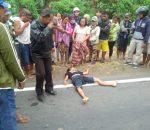 Heboh! Penemuan Mayat di Jalan Trans Sulawesi