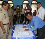 Bank SulutGodan BRI, Teken MoU Pajak dengan Bupati Bolmong