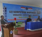 11 Wartawan Ikut UKW Angkatan VI di Boltim