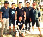 Sehari Buronan, Buser Polres Bolmong Berhasil Tangkap Terduga Penikam Devi