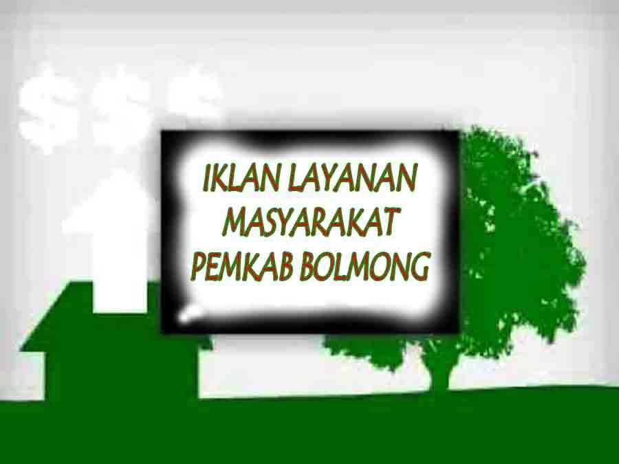 Pengunguman Badan Lingkungan Hidup Kabupaten Bolmong