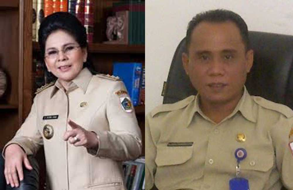 Pemboikotan Acara Zulkifli Hasan, Kabag Humas dan Walikota Tatong Silang Pendapat
