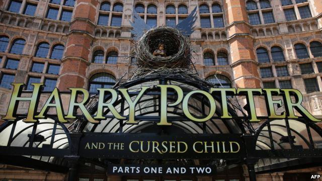 Pesona Teater Harry Potter