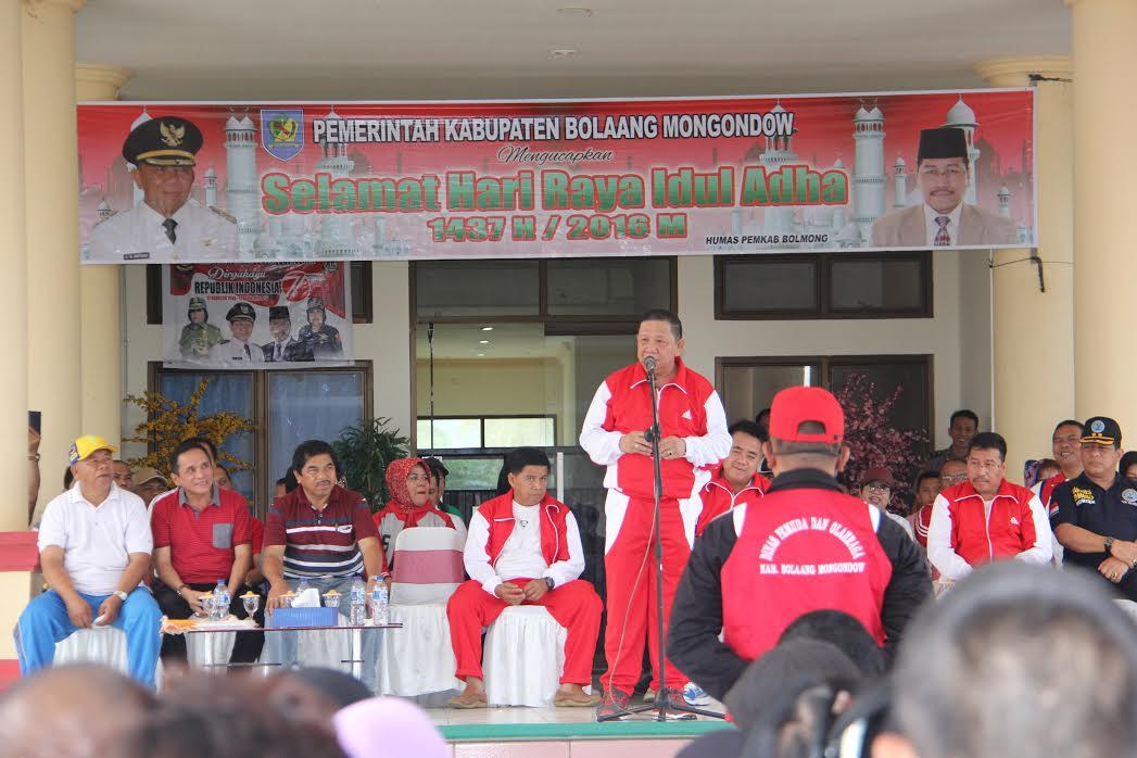 Pemkab Bolmong Peringati HOARNAS Ke-33 Tahun