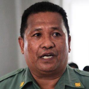 Kepala Inspektorat, Alex Saranaung/Foto: Istw